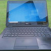 Dell i5 touch laptop