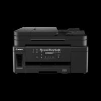 Canon 3in 1 Pixma Gm4070 Refillable Ink Tank Wireless Printer With Adf