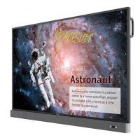 Benq 4k Uhd 75 Education Interactive Flat Panel Display | Rm7502k