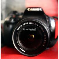 Camera EOS 550D