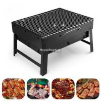Foldable Charcoal Bbq Barbecue Grill Free Delivery All Over Nepal