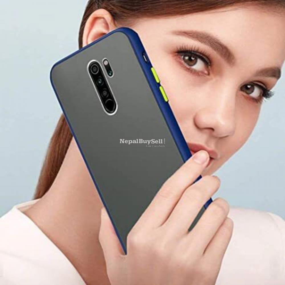 Samsung Galaxy M51 Translucent Matte Cover Shockproof And Anti-drop - 1/2