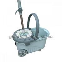 Wheel Spin Bucket Mop