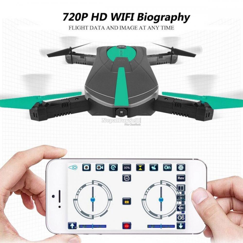 Pocket Drone - Phone Control Jy018 - 1/1