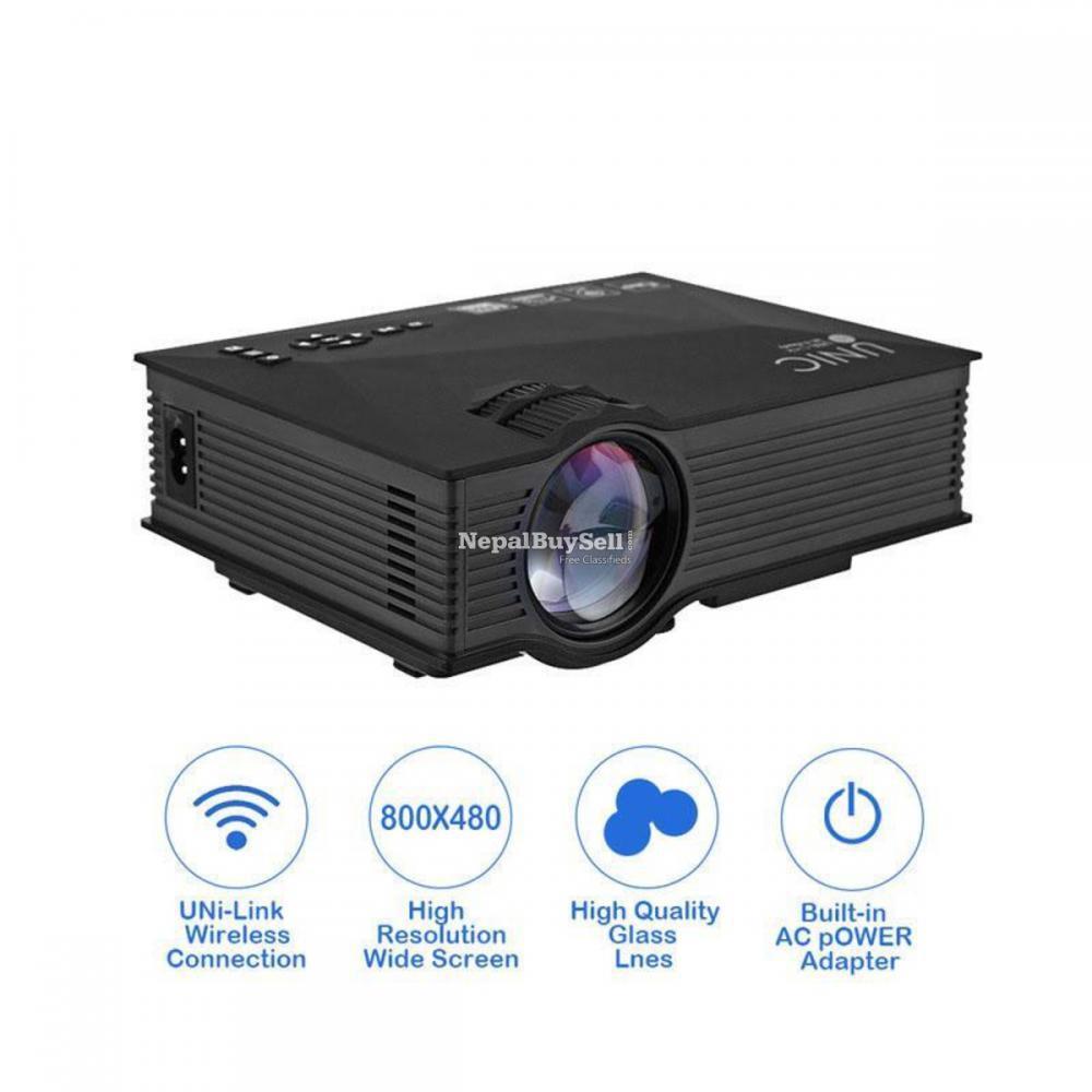 Unic U46 Projector - 1/1