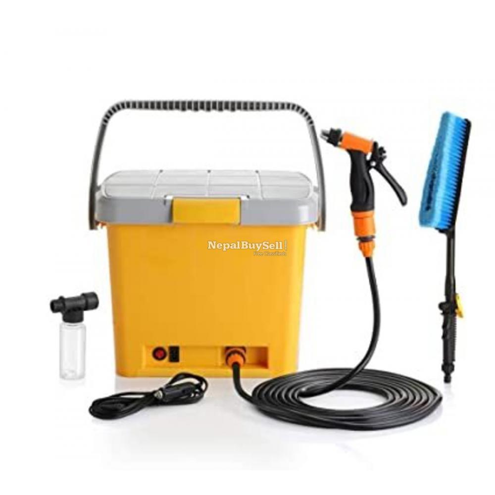 High Pressure Portable Car Washer - 1/1