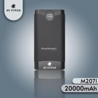 Mypower 20000mah M2071 Digital Portable My Power Powerbank
