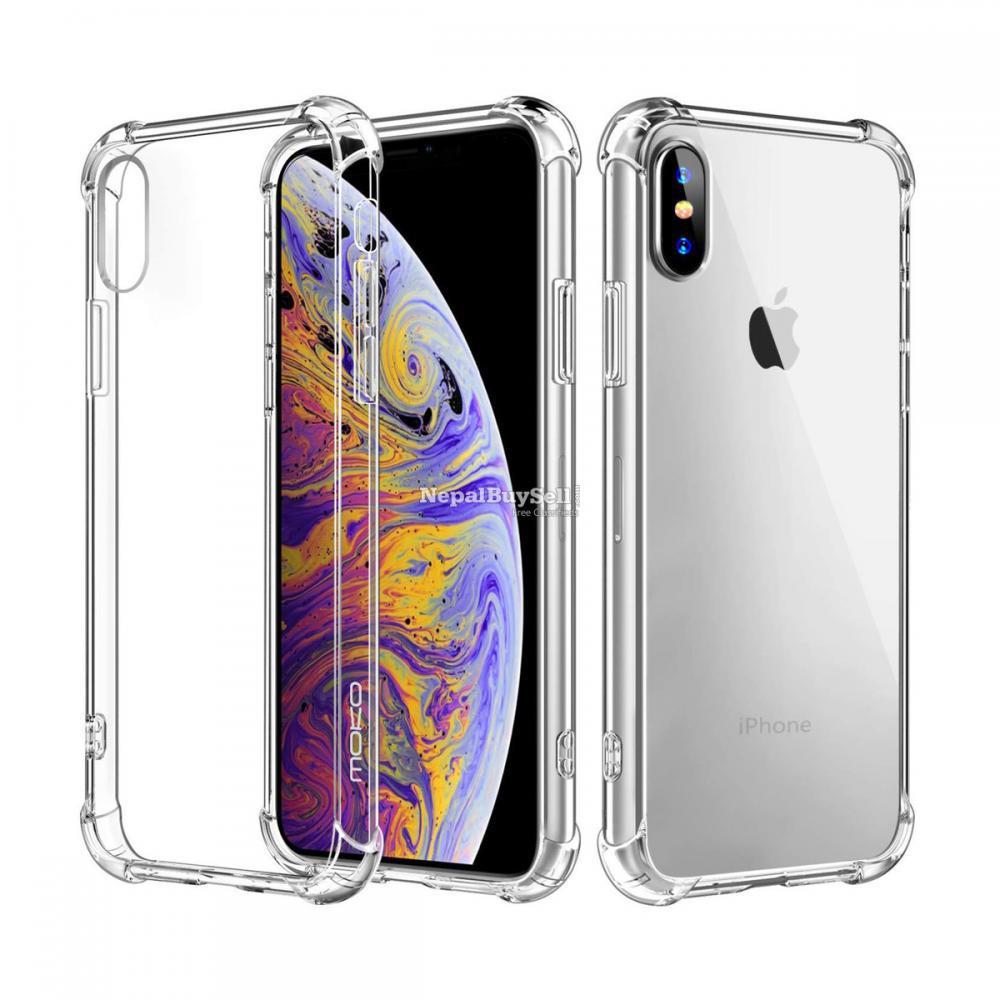 Iphone Xs Max Tpu Case - 1/1