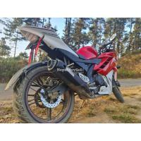 Yamaha R15 v2 on sell