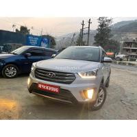 Creta sx 2018 model on sale