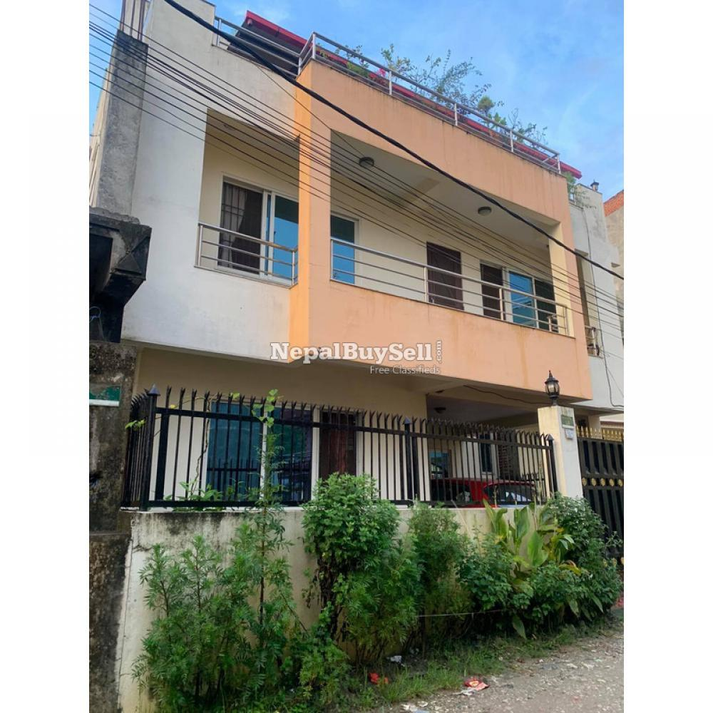 Well Furnished 2.5 Storey Building on sale located at Makalbari near the serene Gokarna Protected Fo - 1/13
