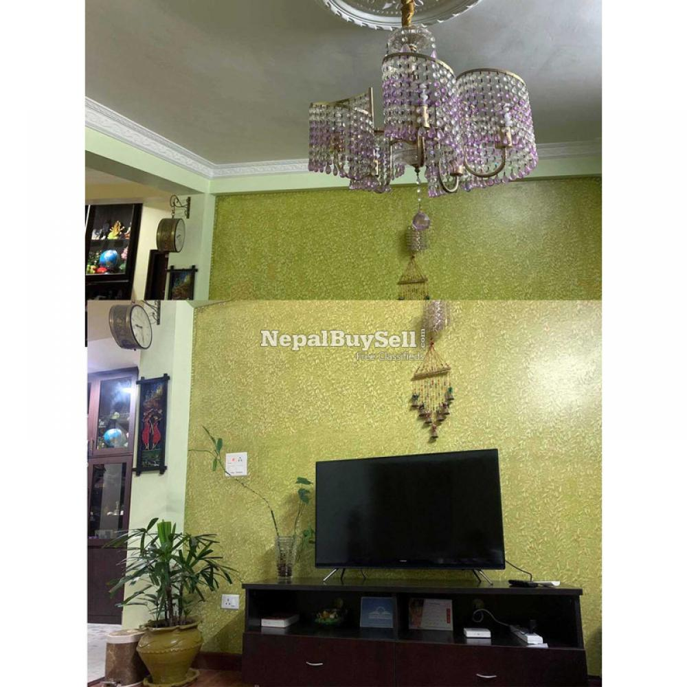 Well Furnished 2.5 Storey Building on sale located at Makalbari near the serene Gokarna Protected Fo - 9/13