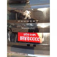 3D number plate - Image 4/5