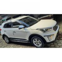 Hyundai Creta SX 2016 model sale