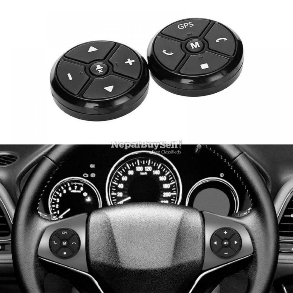Car Steering Wheel Smart Remote Control Button - 1/1