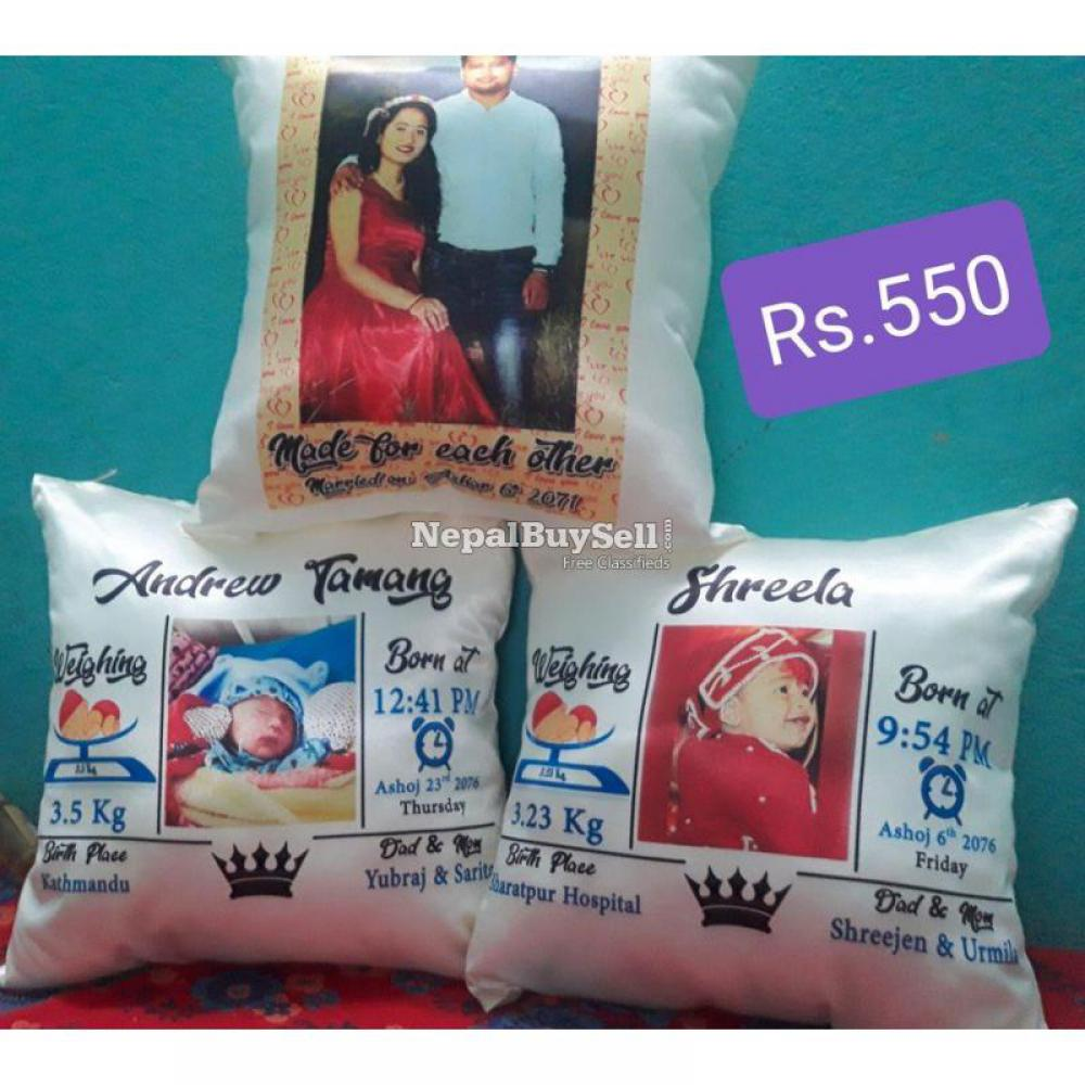 Order Cushion direct from factory - 6/8