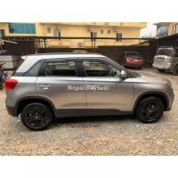 Fresh Brezza ZDI+ Diesel Full option 2018 on sell