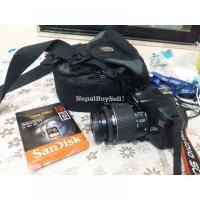 Canon DSLR camera With wifi, HD video