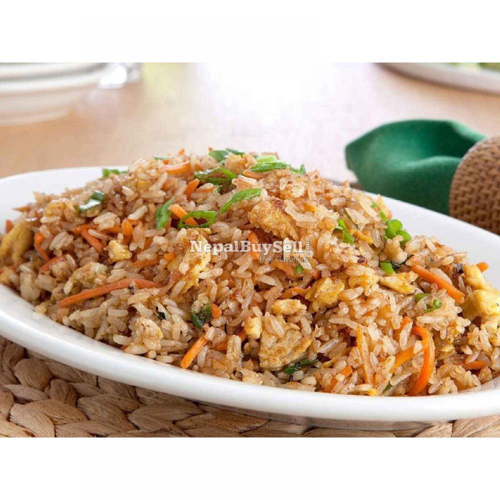 Momo, chomin ,briyani, fry rice home delivery - 2/4