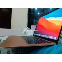 MacBook air 2019 model with box, bill