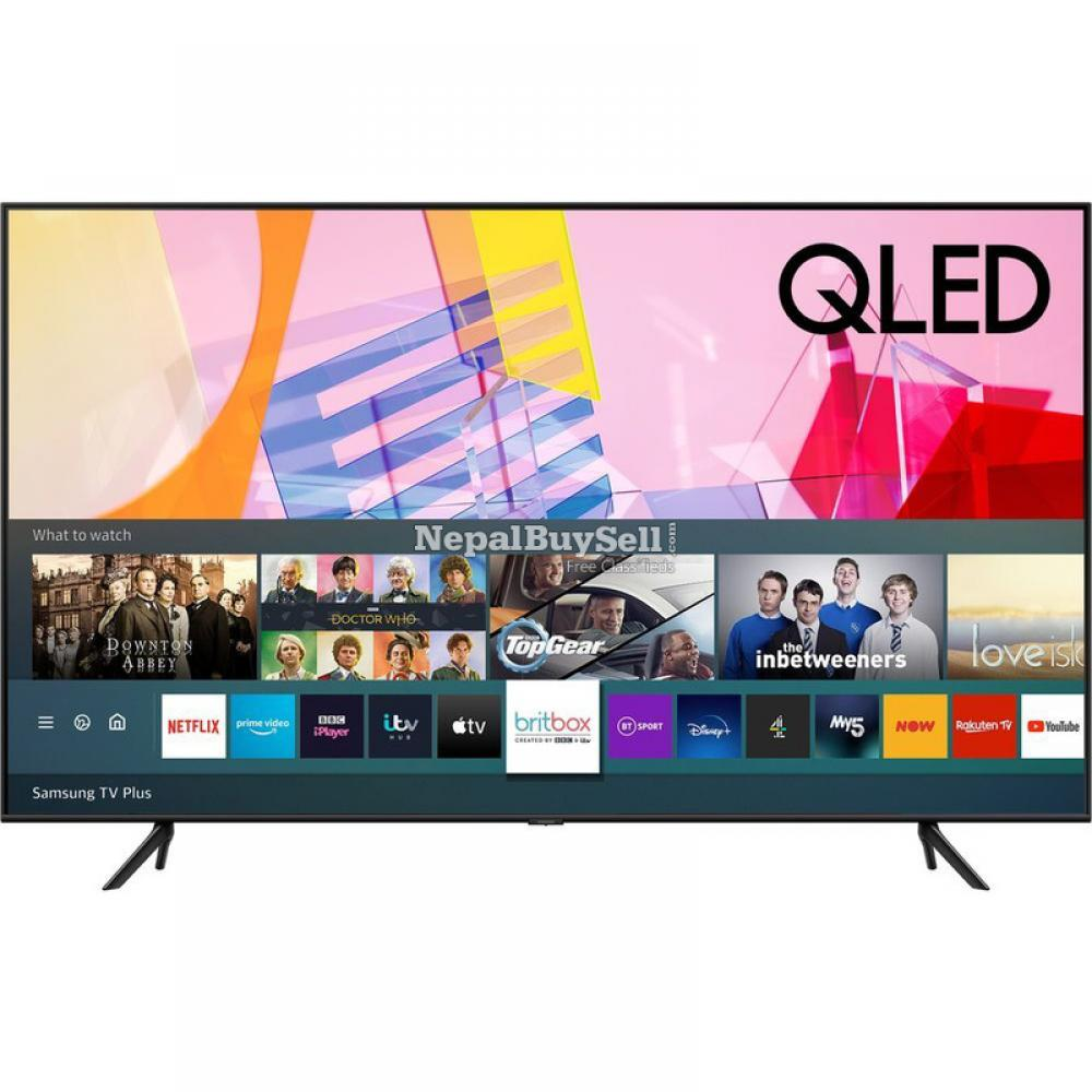 """Samsung 85"""" Qled Tv With Exiciting Unbeliable Gift - 1/1"""