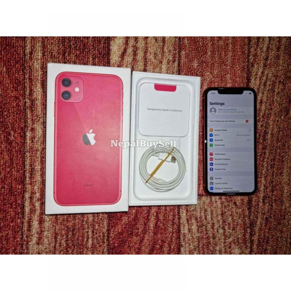 IPHONE 11 64GB - 3/4