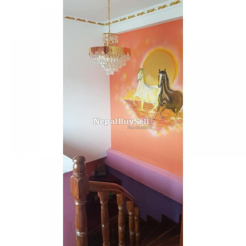Organised bunglow flat on rent - 6/10