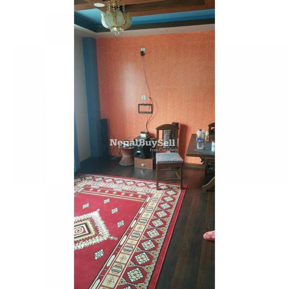 Organised bunglow flat on rent - 8/10