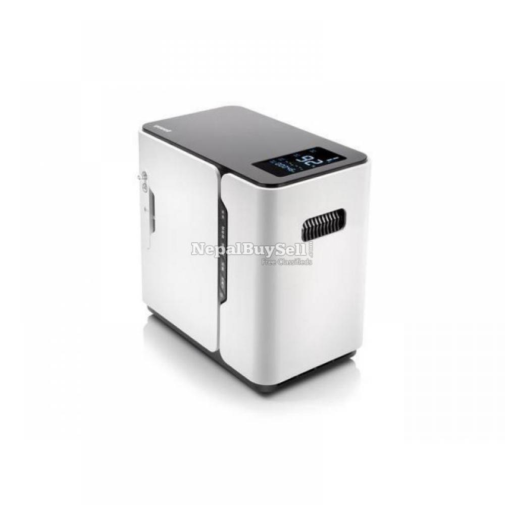 Branded Oxygen Concentrator 1 Year Warranty - 1/2