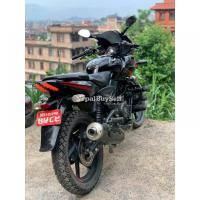 Pulsar-220F bike 2019 Model Pradesh-011 Lot