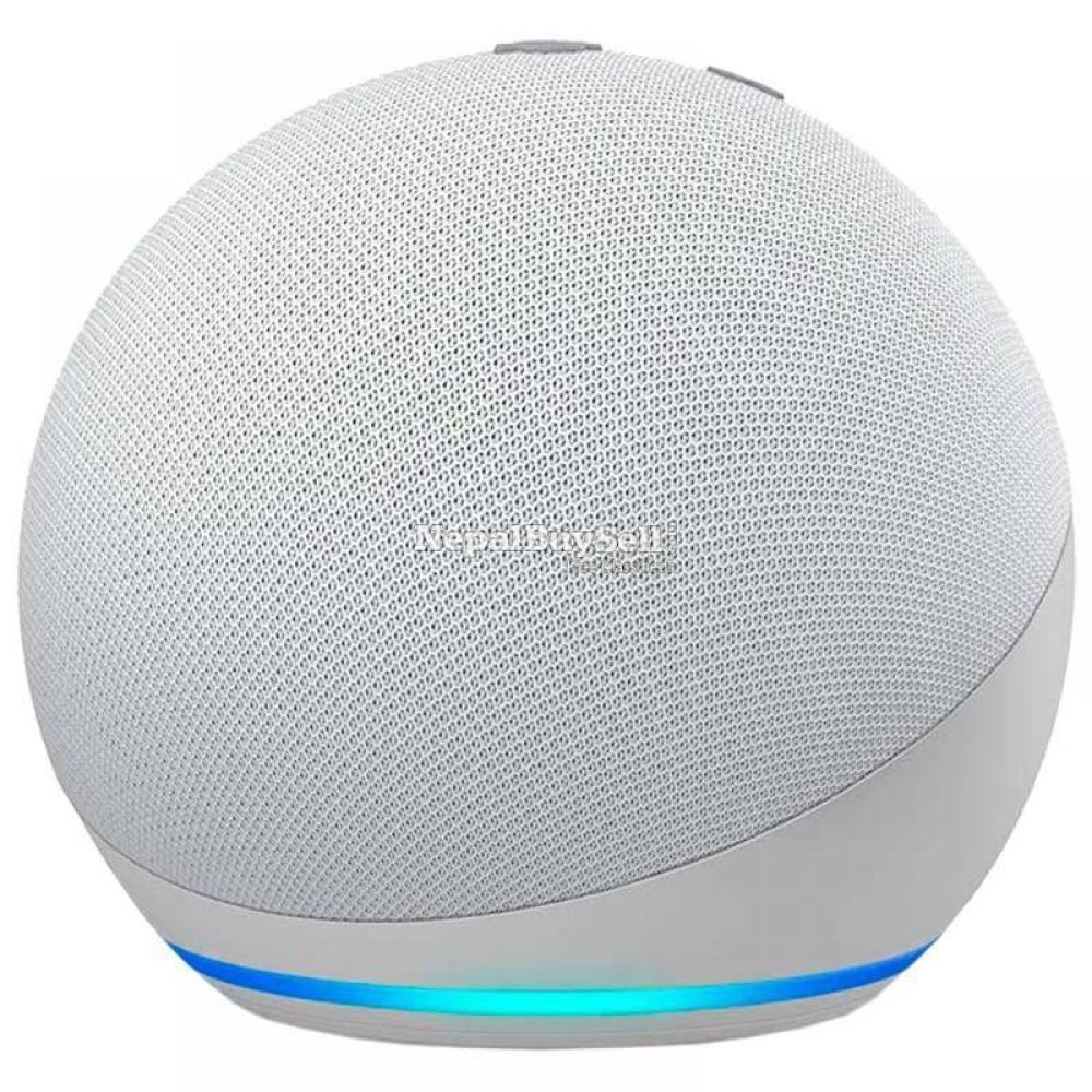 Echo Dot (4th Gen) | Next Generation Smart Speaker With Alexa - 1/1
