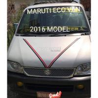 Maruti Eco van 2016 model