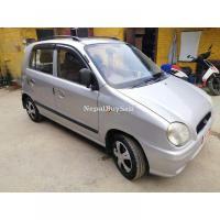 Hyundai Santro zip drive 2000 model