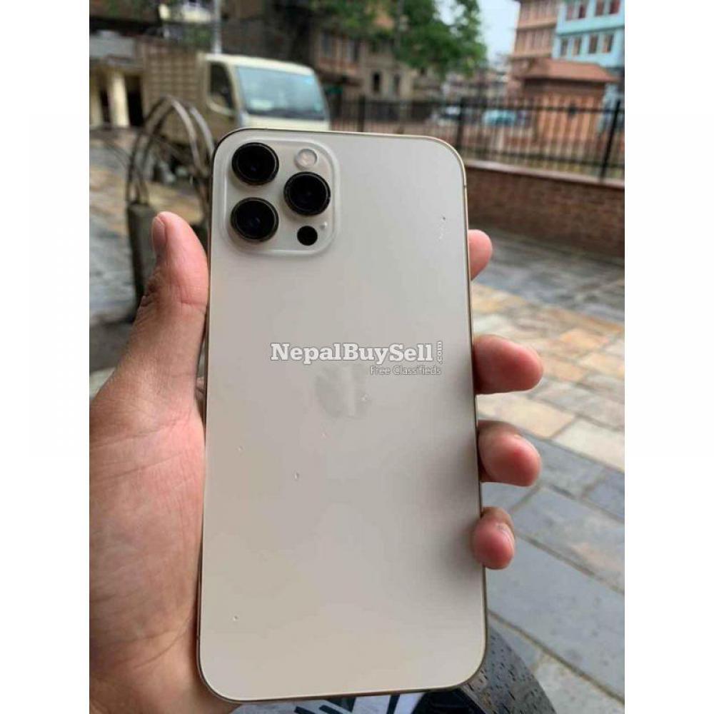 Iphone 12 Pro Max 128GB - 1/9