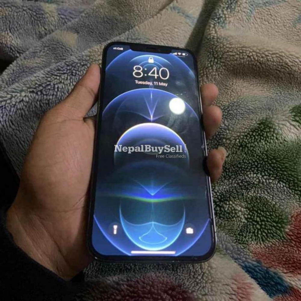 Iphone 12 Pro Max 128GB - 8/9