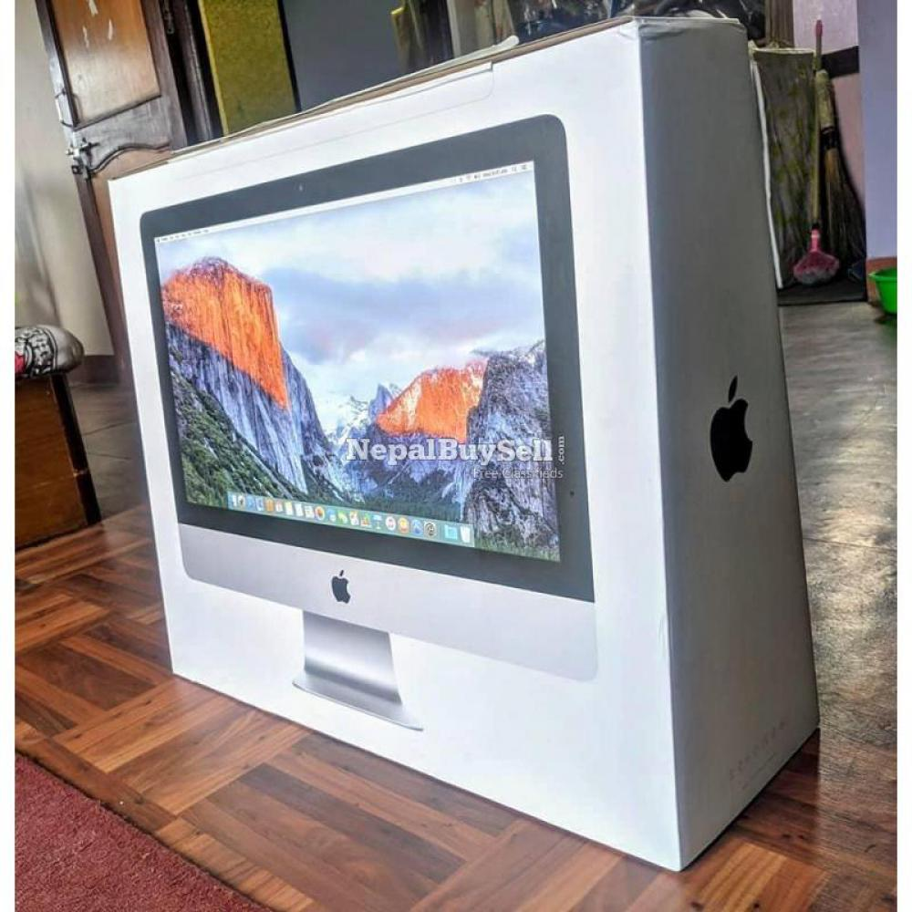 "Apple iMac 21.5-Inch ""Core i5"" 1.6 (Late 2015) - 1/5"