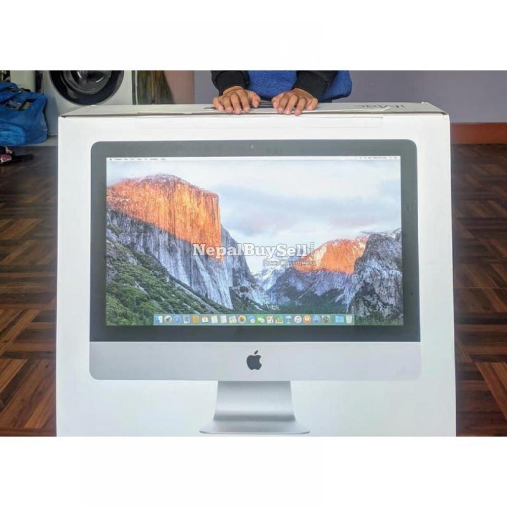 "Apple iMac 21.5-Inch ""Core i5"" 1.6 (Late 2015) - 4/5"