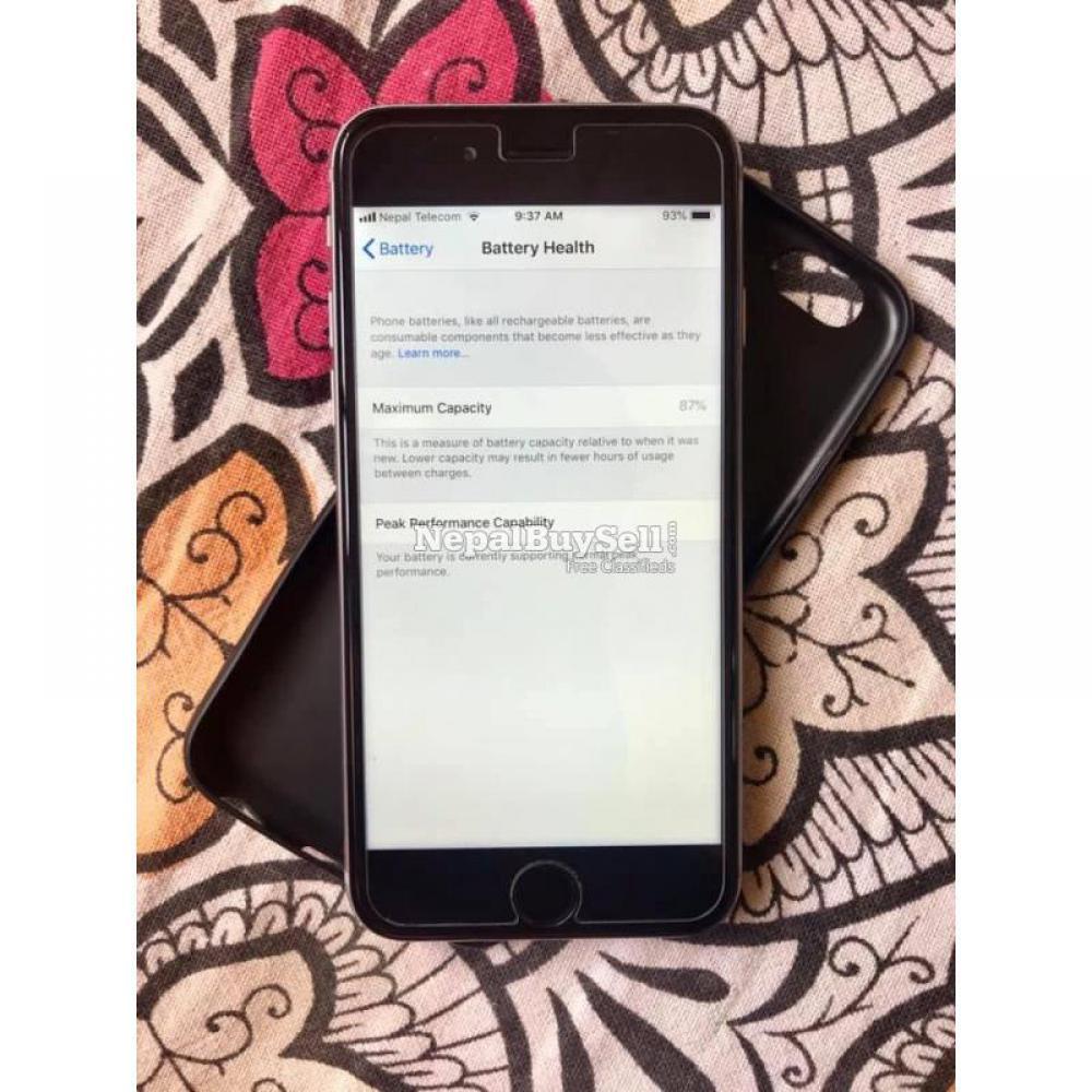 Iphone 6 Genuine Set 16gb Full Factory Unlocked - 4/4