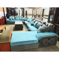 Heavy corner sofa on sale