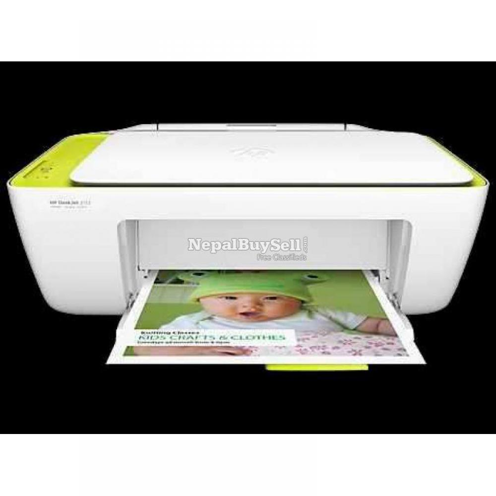 Hp2132 colour 3 in 1 printer with 1 year full warrenty - 2/3