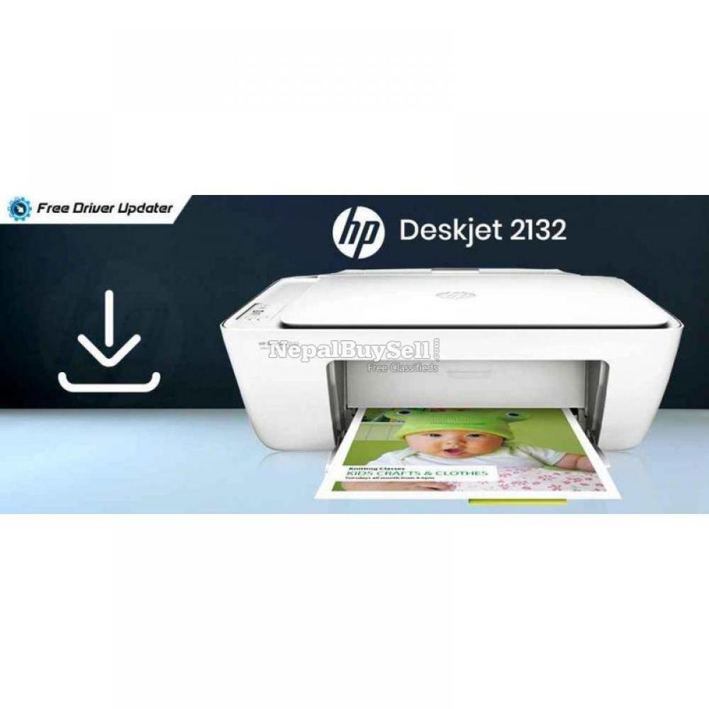 Hp2132 colour 3 in 1 printer with 1 year full warrenty - 3/3