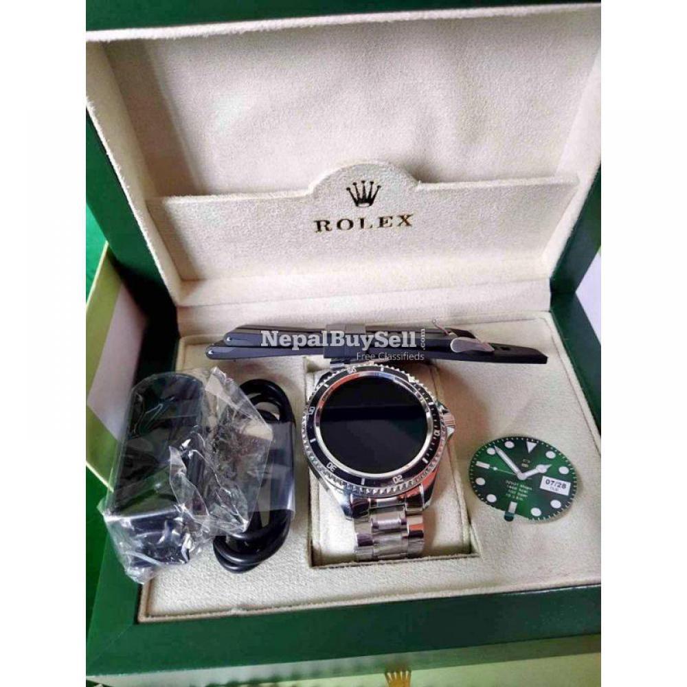 Rolex smartwatch - 1/4