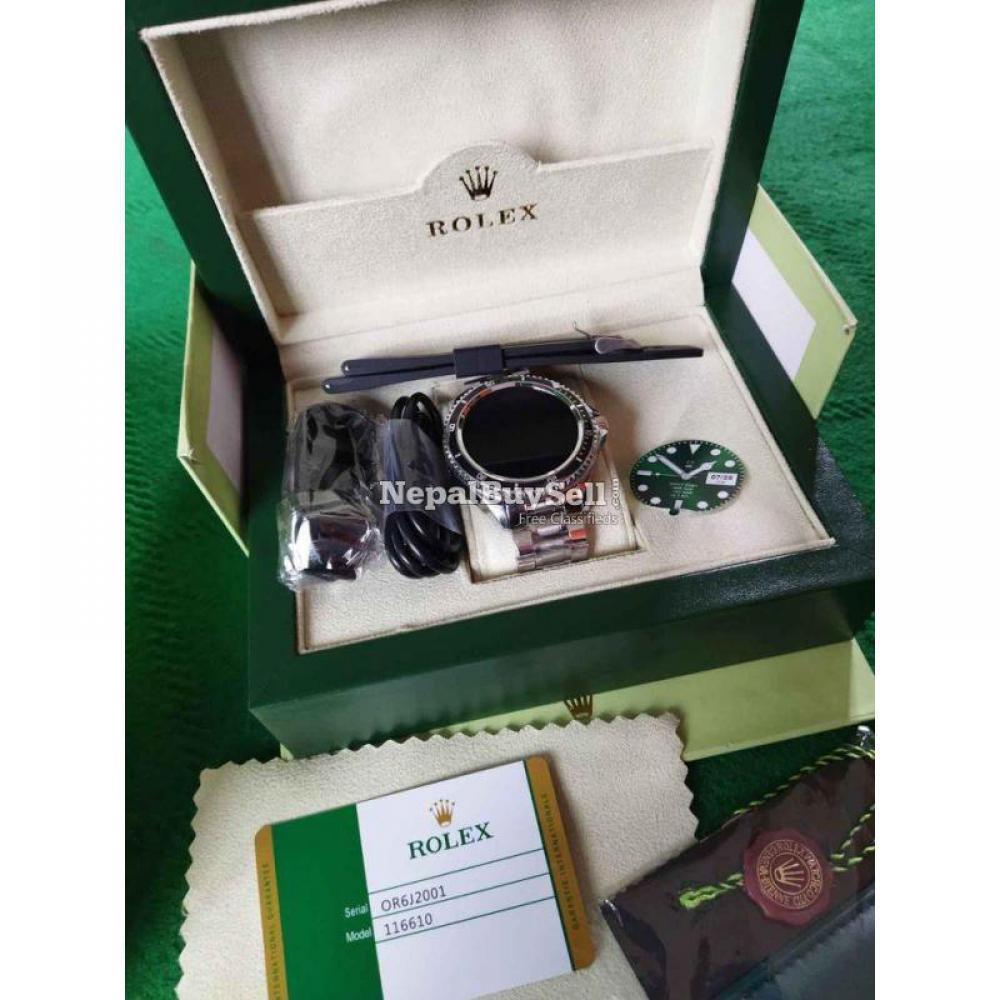 Rolex smartwatch - 3/4