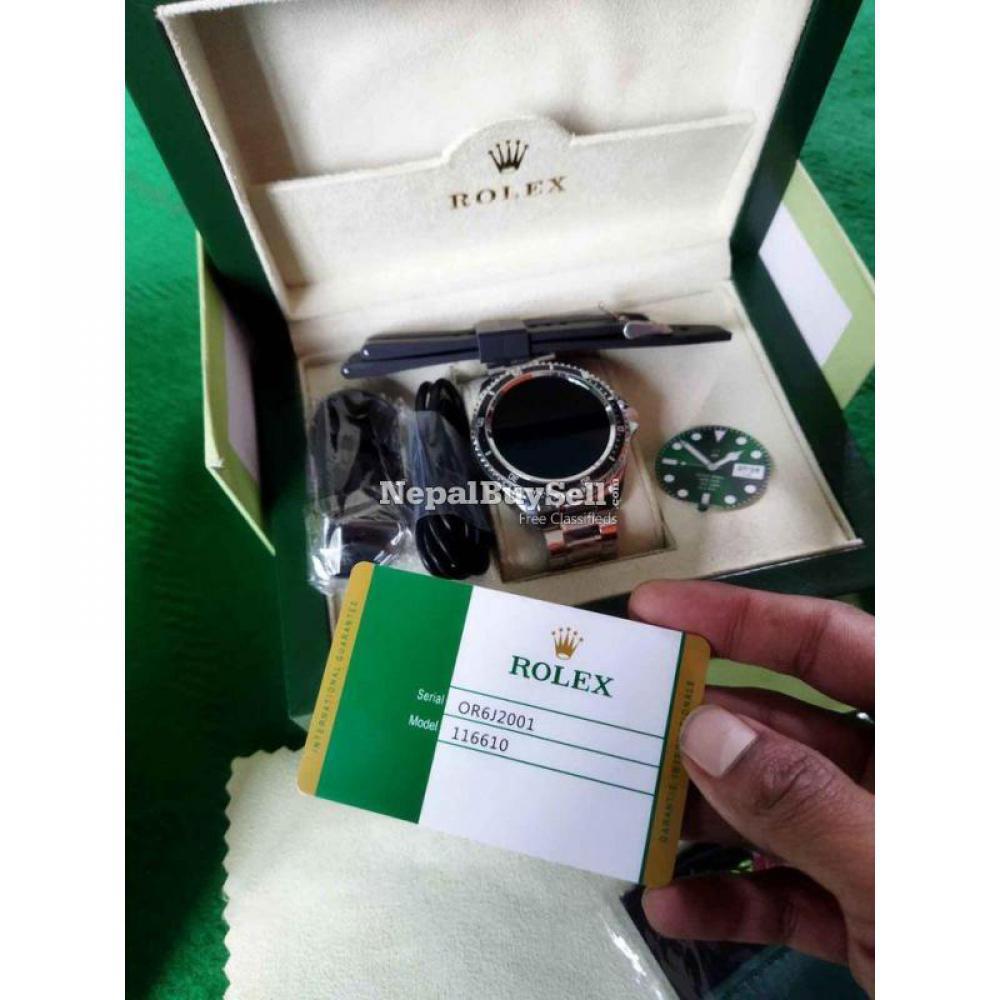 Rolex smartwatch - 4/4