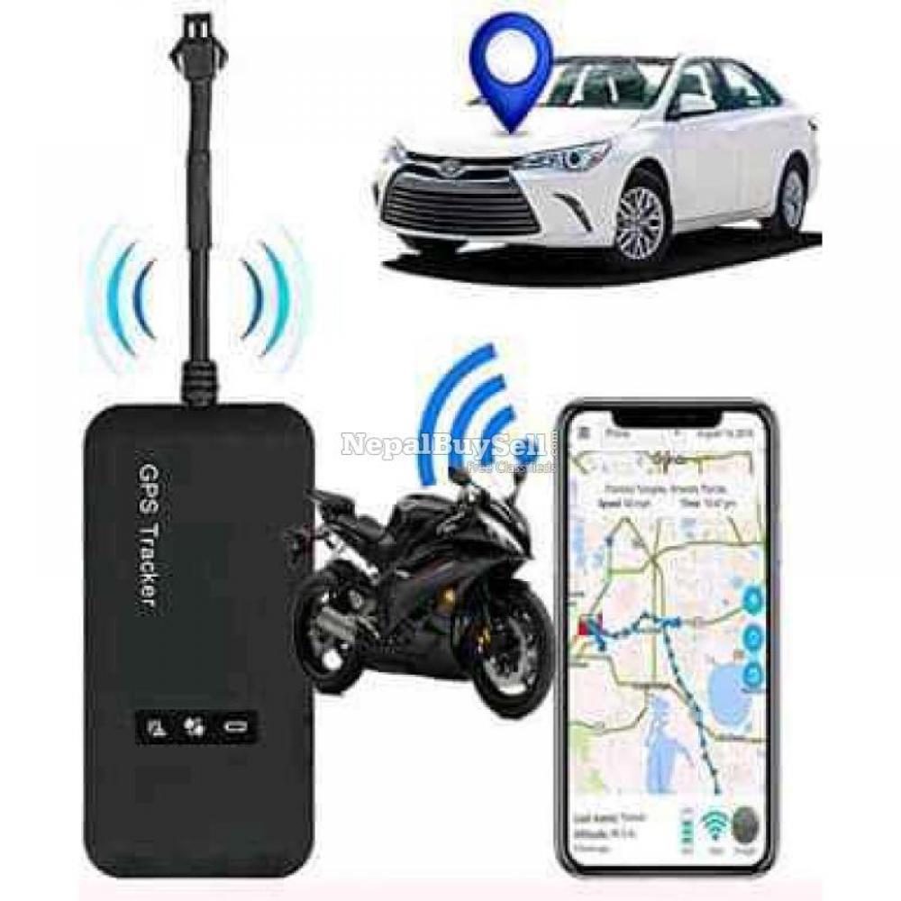 GPS tracker for car bike truck - 1/1