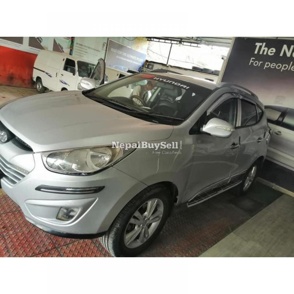 Hyundai Tucson 4WD 2012 sale - 1/5