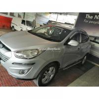 Hyundai Tucson 4WD 2012 sale