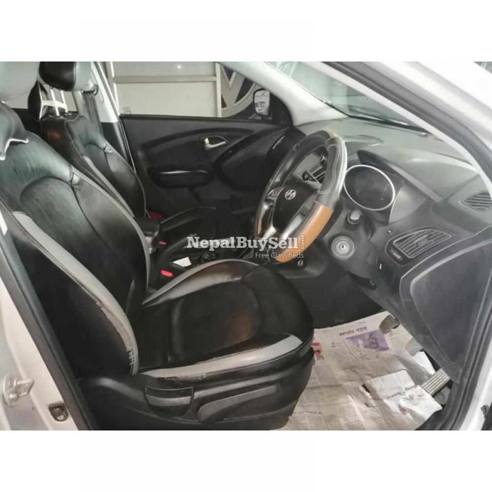 Hyundai Tucson 4WD 2012 sale - 2/5