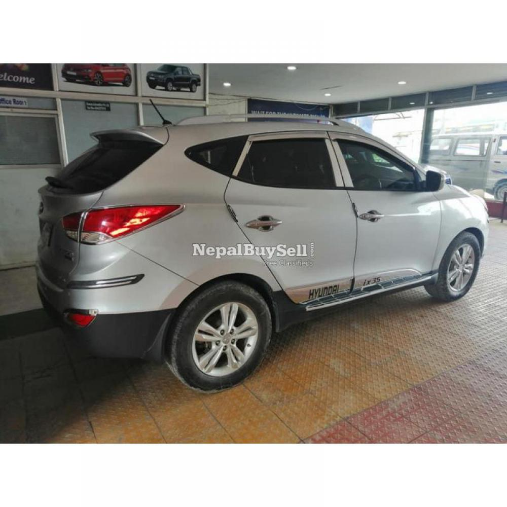 Hyundai Tucson 4WD 2012 sale - 4/5
