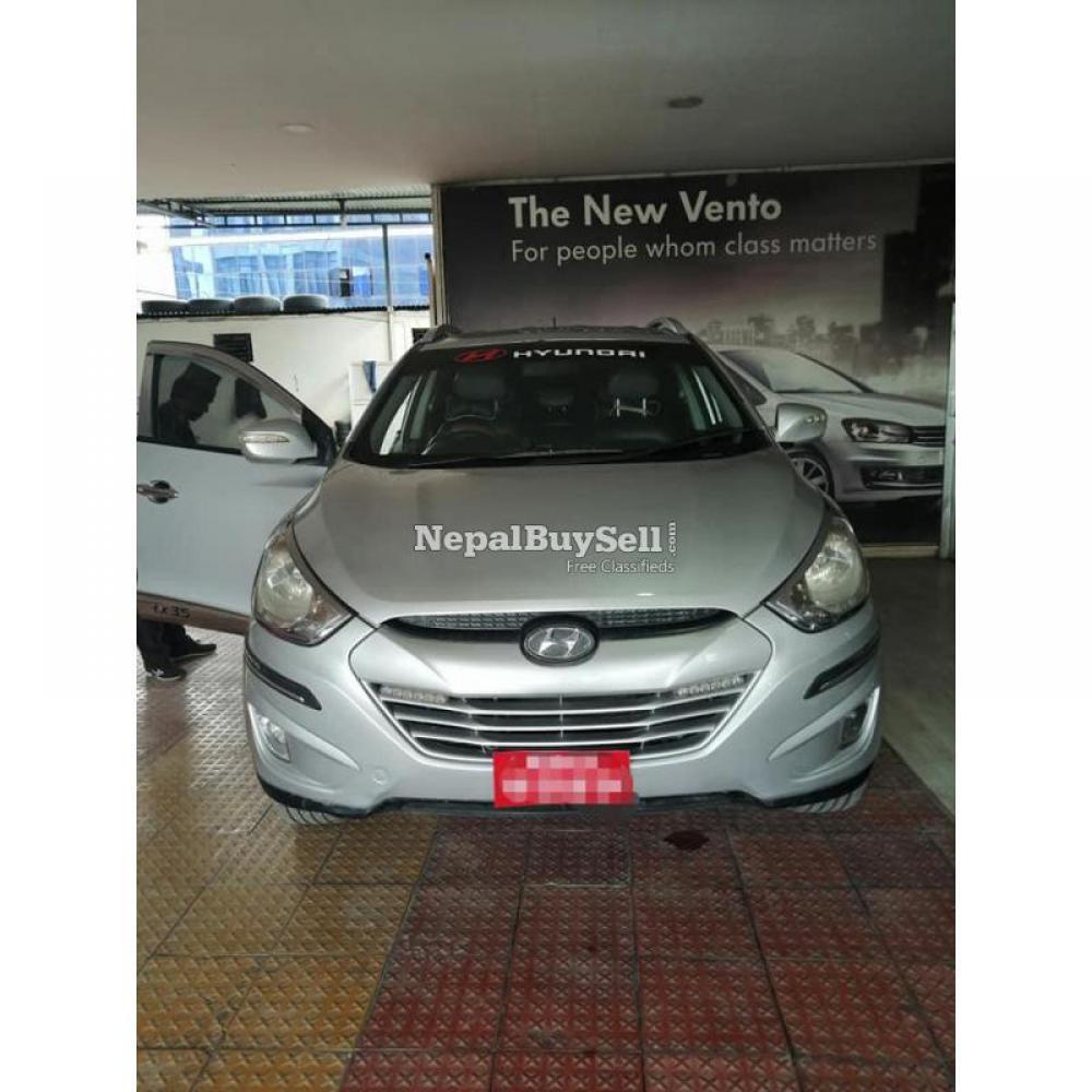 Hyundai Tucson 4WD 2012 sale - 5/5